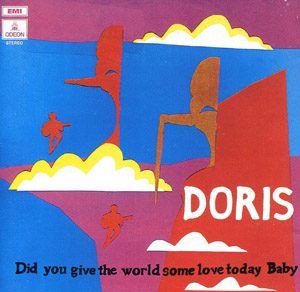 Doris「Beatmaker」(from「Did You Give The World Some Love Today, Baby」Album)