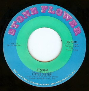 Little Sister「Stanga」(from「Stanga」7inch)